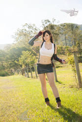 Tifa Lockhart by katyuskamoonfox