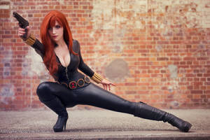 Black Widow by katyuskamoonfox