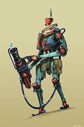 Firebot by funzee