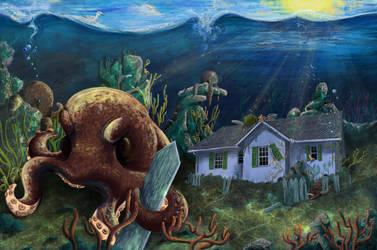 Octopocalypse by masha88