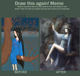 Improvement Meme by Ichi-14