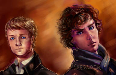 SHERLOCK by blobble