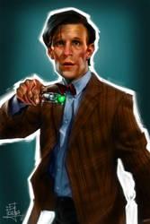 Doctor11 Web by Frayna77