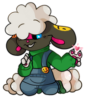 Sheepy Boi by ruby-panotic