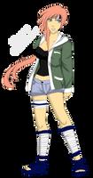 Naruto OC Maaya by Exadora