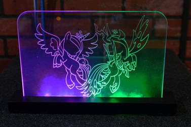 Engraved Silhouettes by Jigg007