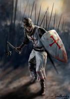 knight by SBraithwaite