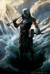 Battlelord by SBraithwaite