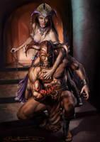 The Hunters by SBraithwaite