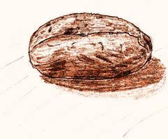 [D30] German Bread Roll by RetSamys