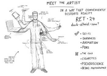 Meet The Artist by RetSamys