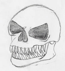 Skully by TwistedOverlord