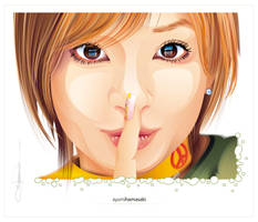 ayumiHamasaki by cd-marcus