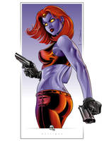 mystique by cd-marcus