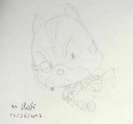 Fox McCloud by Dance4life628