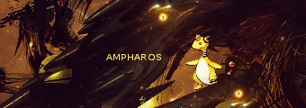 dat ampharos by jellyman12