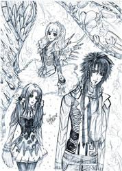 ++Gothic Lolita++ by KurumiTatsuki