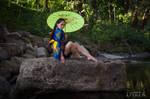 River Geisha III by ImagesByDyrek