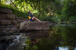 River Geisha IV by ImagesByDyrek