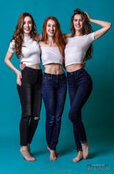 Trio II by ImagesByDyrek