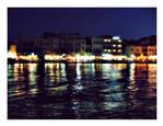 One night in Chania by Csipesz