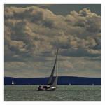Sailing boat 2 by Csipesz