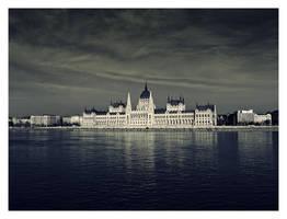 Budapest Parliament 5 by Csipesz