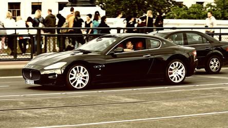 Maserati Gran Turismo by Csipesz