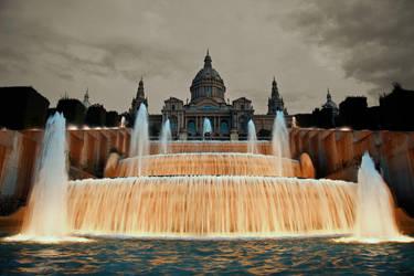 Fountains... by Csipesz