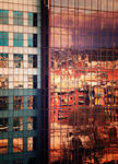 Urban mirror... by Csipesz