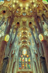 Sagrada Familia 2 by Csipesz