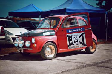 Fiat 500 by Csipesz
