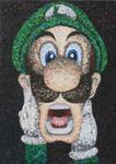 AH, Its Luigi by IndigoFlamingo