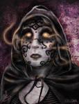 Puppet of the Necromancer by IndigoFlamingo