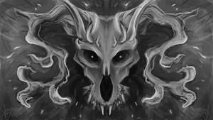 Demon or Devil by IndigoFlamingo