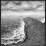 By The Sea by IndigoFlamingo