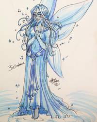 Princess Belladonna by IndigoFlamingo
