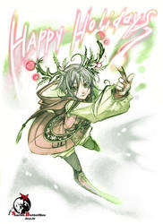 Happy Holidays 2012 by Bory-Einfrost