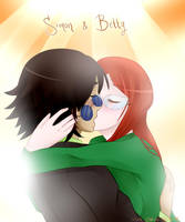 Simon and Betty by tsukihime-93