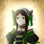 Green witch (Kuroshitsuji) by tsukihime-93