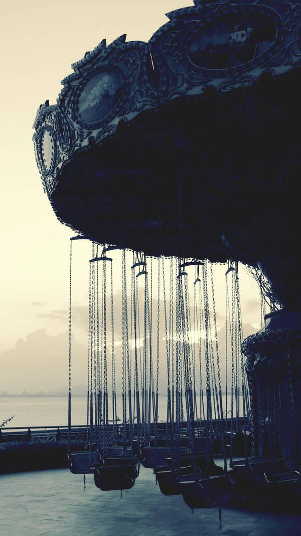 a walk down memory lane. by imahippie