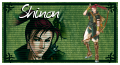 Fire Emblem- Shinon Stamp by Atomic-Fate