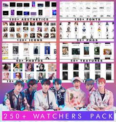 250+ Watchers Pack by AngellBeats
