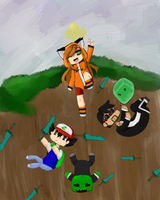 Cliffhanger Mianite by airilove