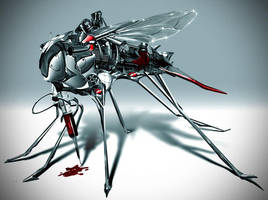 Mosquito Prototype by AnthonyHearsey