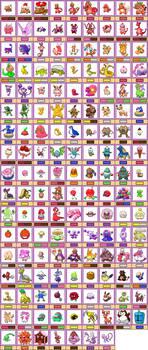 Pokemon Sweet Cookbook by KrocF4