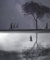 Evolution by ericzoe