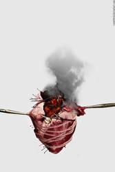 My Broken Heart by Raventhird