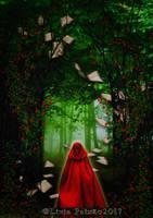Red Hood by liviapaixao