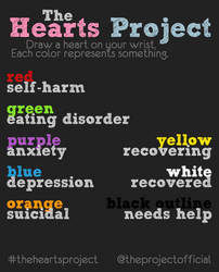 Hearts Project. by Unicorns-Are-Beast